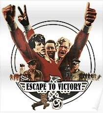 Escape to Victory Poster
