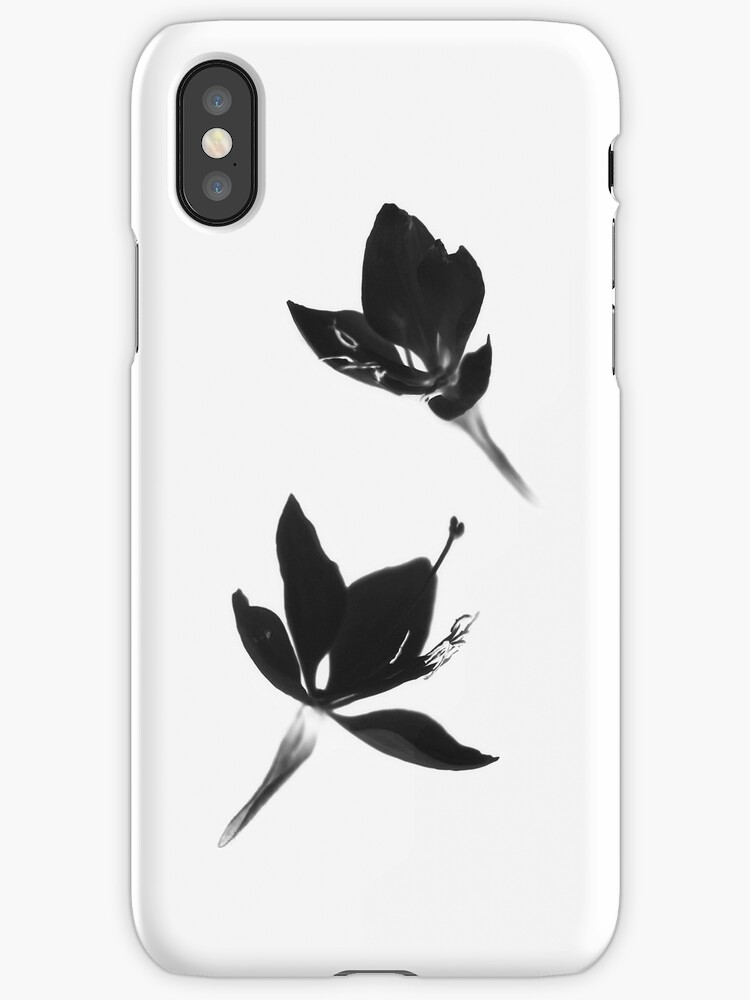 Black|White [iPhone / iPod Case] by Damienne Bingham