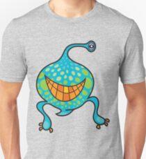 Mr. Blob Cartoon Green Monster T-Shirt