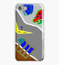 This work is called 'Collage' iPhone Case/Skin