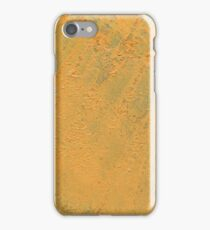 Mustard Yellow iPhone Case/Skin