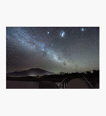Bridge to the Stars Photographic Print