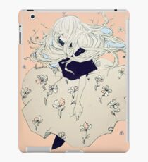 sprouting thoughts. iPad Case/Skin