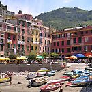 Vernazza, Cinque terre, as it was till 25/10/2011. - My tribute - by presbi