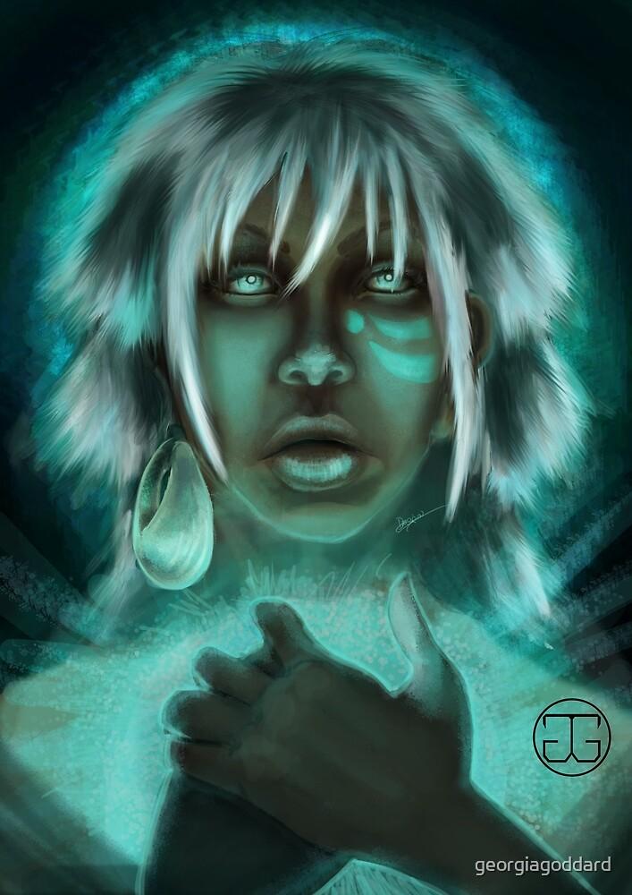 Underwater Mystic by georgiagoddard
