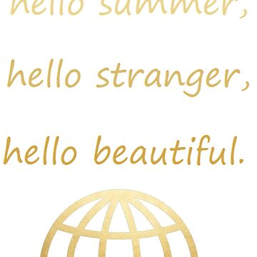 """Hello"" by anisadraws"