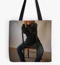 Kelly 2  Venus in Bluejeans  Tote Bag