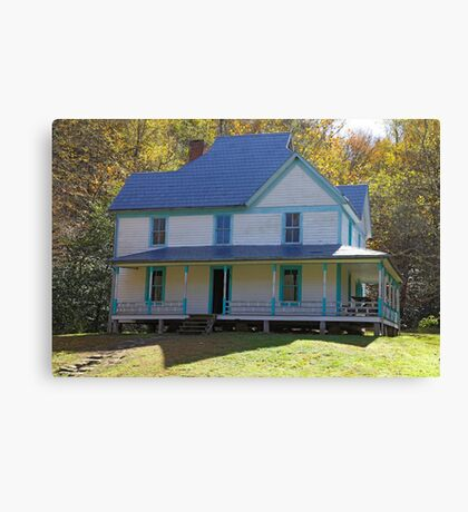 Caldwell House Canvas Print