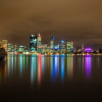 Old and New Decoy Perth Western Australia by Mishoo