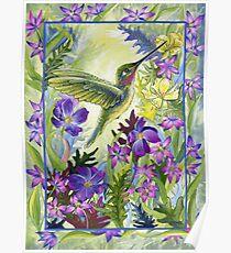 Wild Nectar Poster