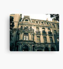 Lienzo A Wealth of Tales - Upper East Side - New York City