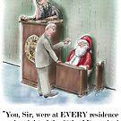 """Santas Trial"" Christmas Card! by weirdpuckett"