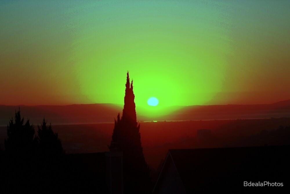 Sunset by BdealaPhotos