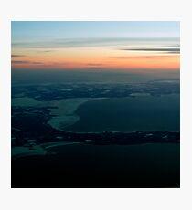 View of Hiiumaa Photographic Print