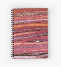 Layers of the Earth Spiral Notebook