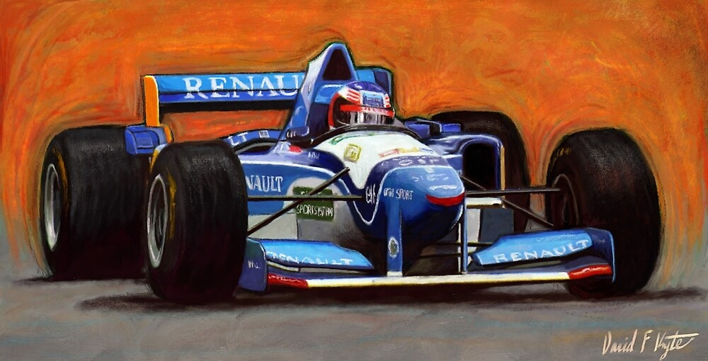 Schummy at Speed Formula One by davidkyte