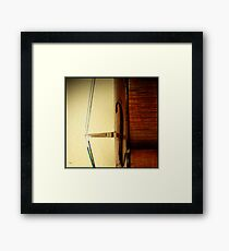 The Geometry of String Theory  Framed Print