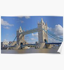 London Bridge - London England Poster