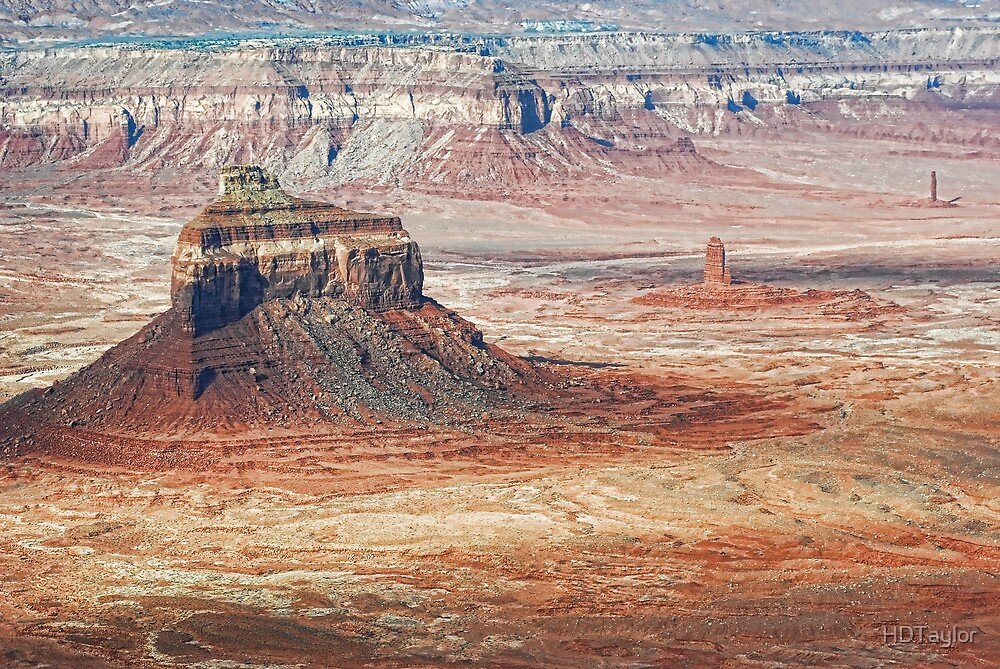 Monument Valley V by HDTaylor