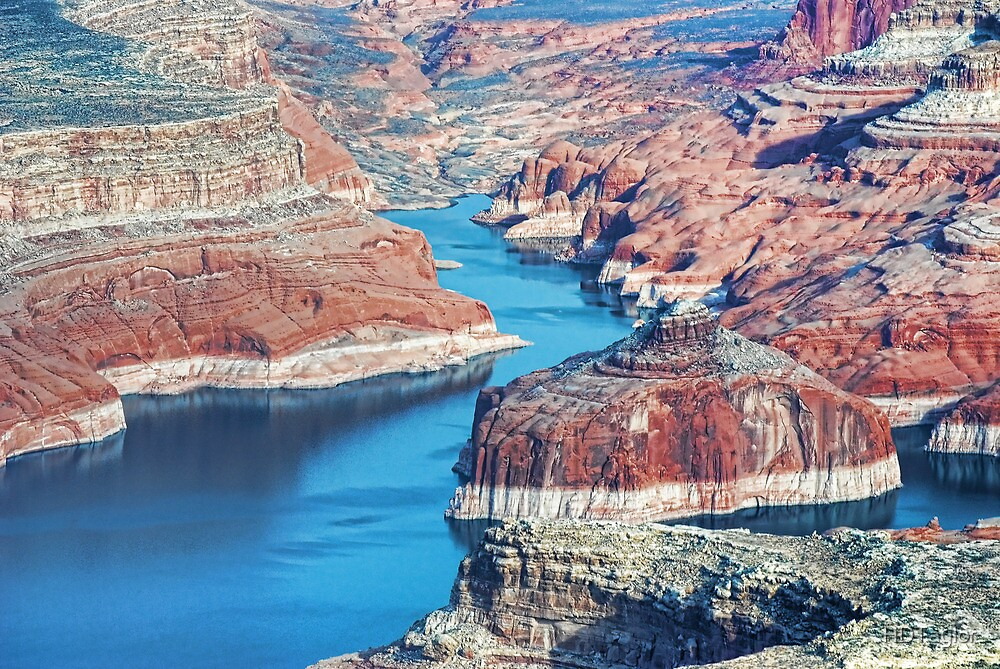 Lake Powell V by HDTaylor
