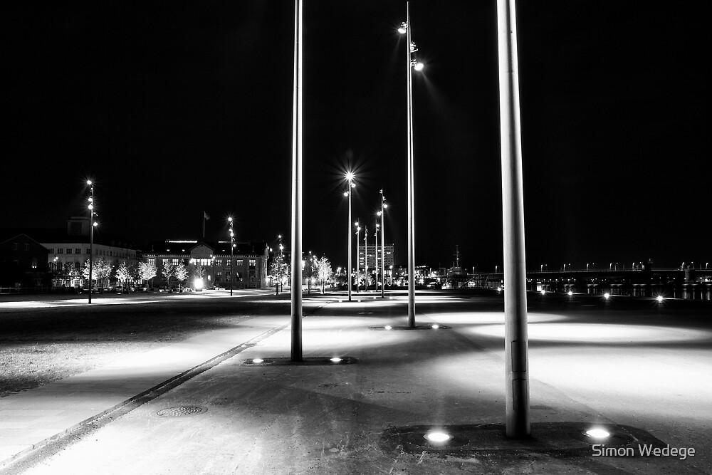 Aalborg Harbor #02 by Simon Wedege