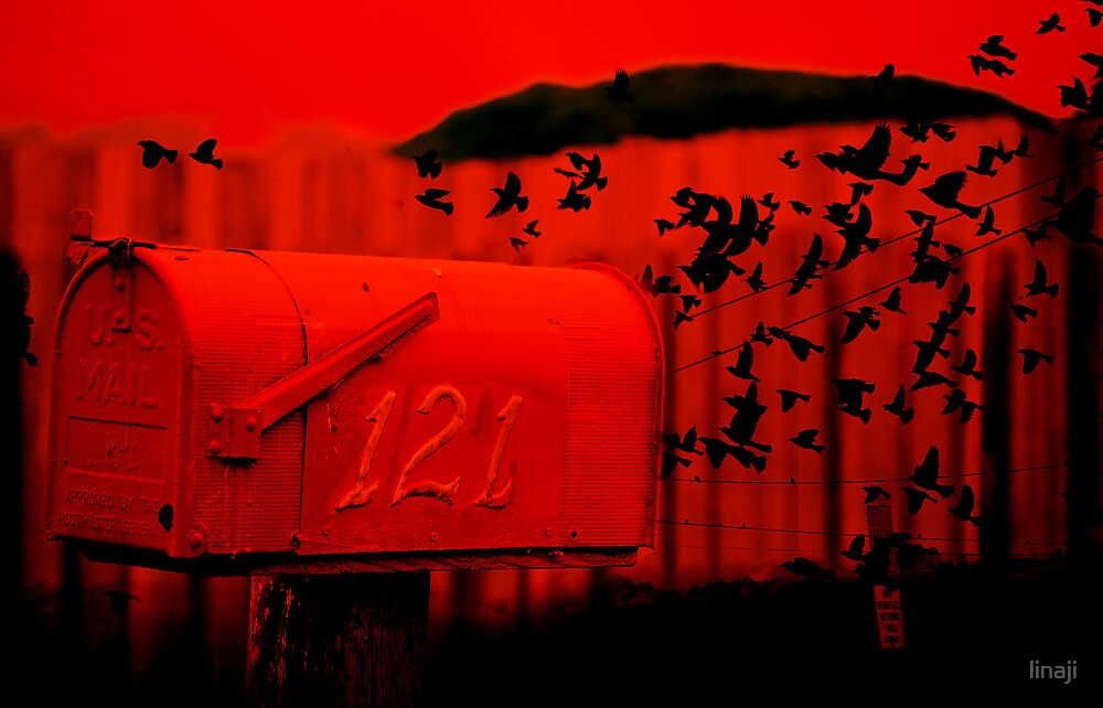 Love Letter/Air Mail by linaji