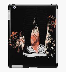 Chucks & Stripes iPad Case/Skin