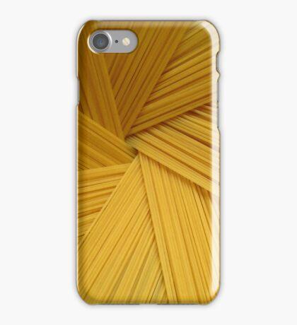 Spaghetti 1 (T-Shirt & iPhone case) iPhone Case/Skin