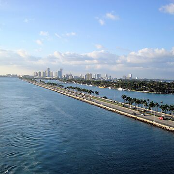Port of Miami by sprout320