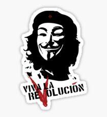 Viva la Revolución Sticker