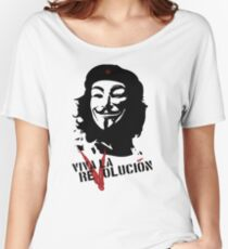 Viva la Revolución Women's Relaxed Fit T-Shirt