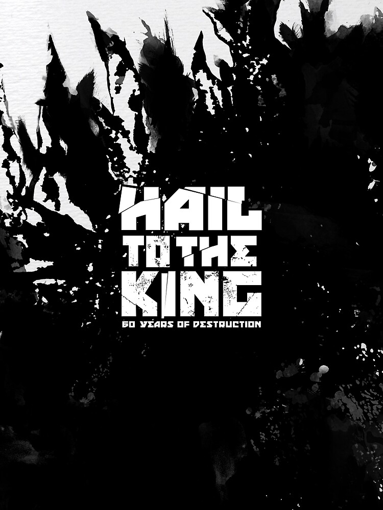 Hail to the King Textless by kaijucast