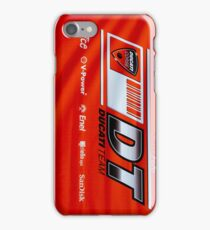 Ducati Banner iPhone case iPhone Case/Skin