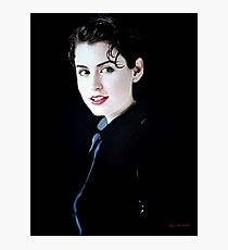 Working Girl Photographic Print