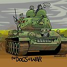 The Dogs of War: T34 by Chris Jackson