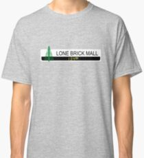 Lone Brick Mall Classic T-Shirt