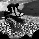 Skimboarding by Jill Fisher