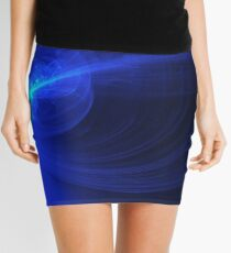 Repressed Ellipse Mini Skirt