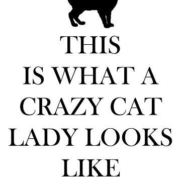 Crazy cat lady by inkedollxx
