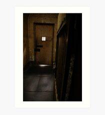 entry, no exit Art Print
