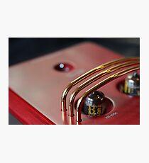 Valve Amplifier Photographic Print