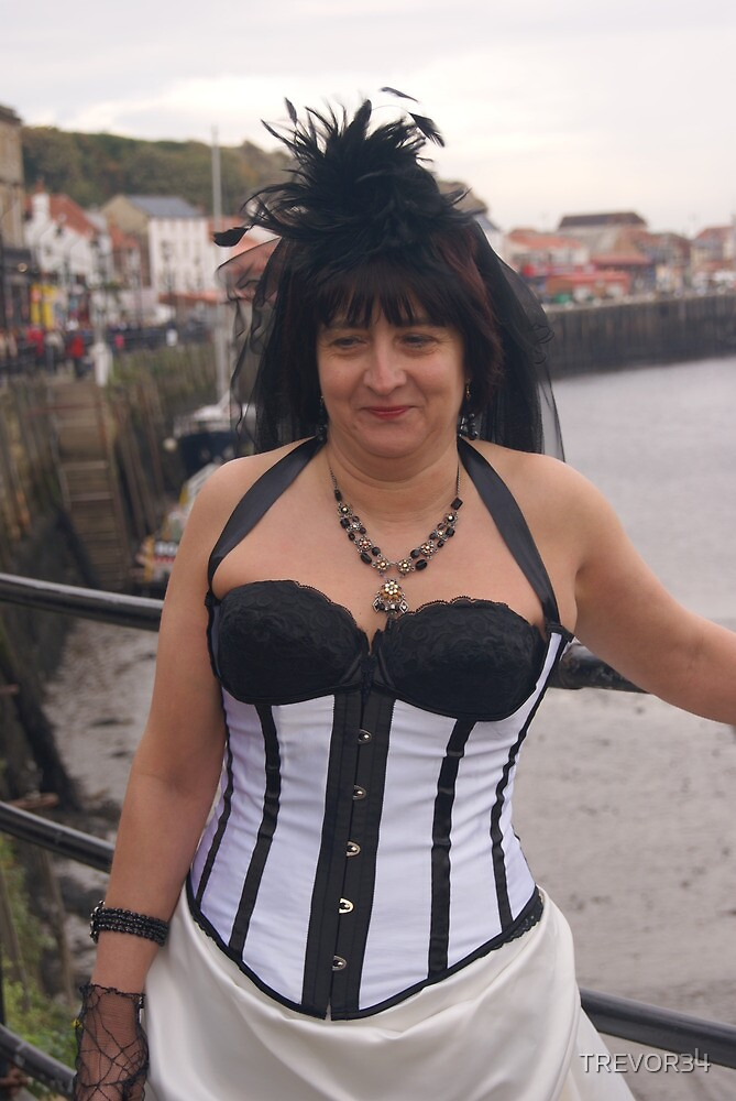 The Goth Weekend at Whitby, Oct 2011. 14 by TREVOR34