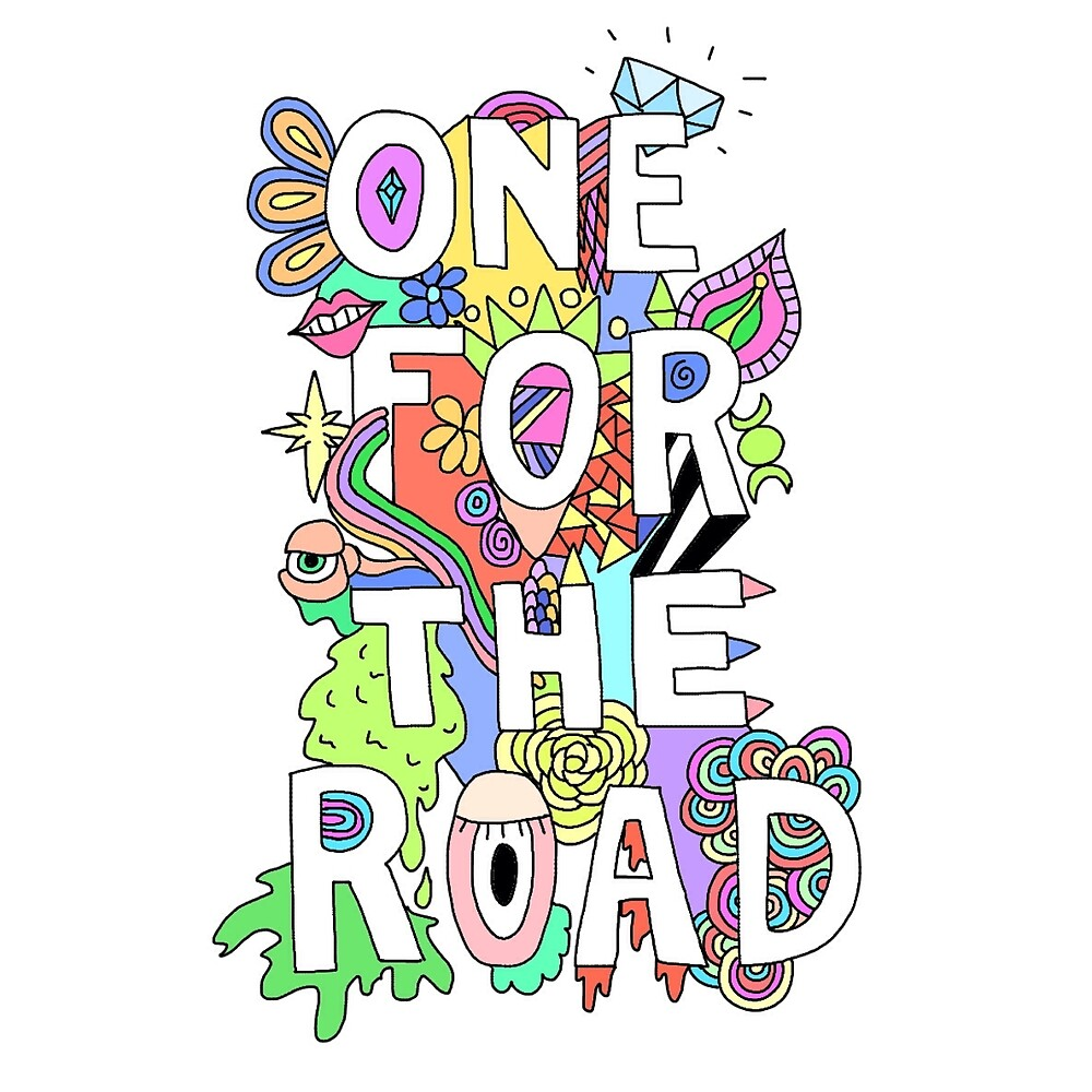Pour me one for the road by Emmagibson