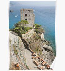 Monterosso al Mar Poster
