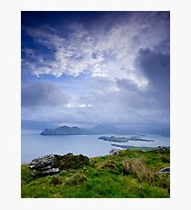 Irish Sunrise Photographic Print