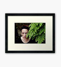 A Quiet Beauty Framed Print