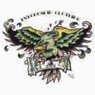 Zombie Eagle by Psychoskin