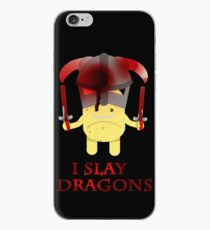 I Slay Dragons! iPhone Case