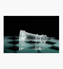 Checkmate Photographic Print