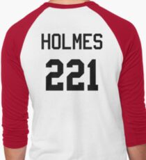 Sherlock Baseball-T T-Shirt